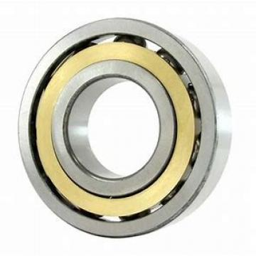 120 mm x 215 mm x 40 mm  NACHI 7224CDF angular contact ball bearings