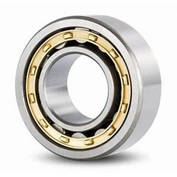 20 mm x 52 mm x 15 mm  KBC 6304DD deep groove ball bearings