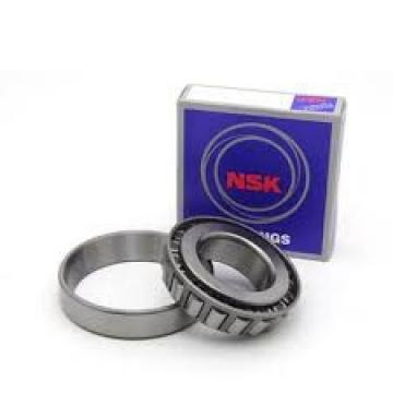 240 mm x 320 mm x 38 mm  NSK 7948A angular contact ball bearings