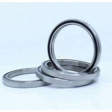 40 mm x 90 mm x 23 mm  NSK QJ308 angular contact ball bearings