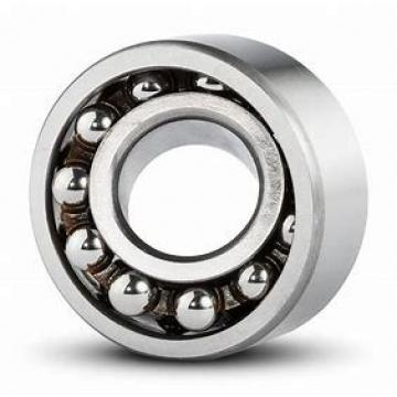 45 mm x 85 mm x 19 mm  ISO 1209 self aligning ball bearings