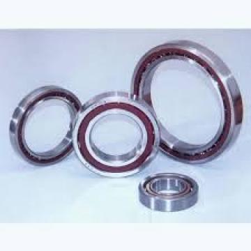 55 mm x 120 mm x 29 mm  ISO 7311 B angular contact ball bearings